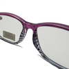 The latest purple lady's photochromic reading glasses