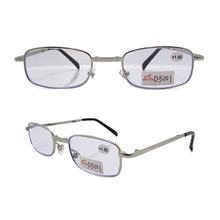 Cheap new folding metal reading glasses