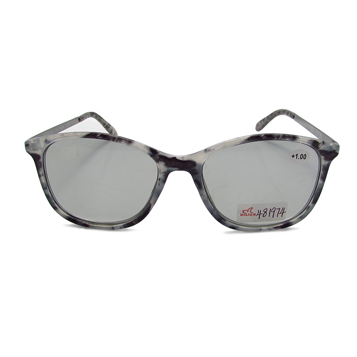 PC bifocal reading glasses and sun glasses