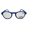 Foldable bifocal photochromic reading glasses sunglasses