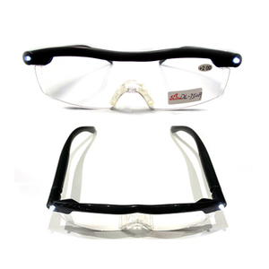 Rechargeable LED reading glasses
