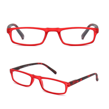 Square PC reading glasses