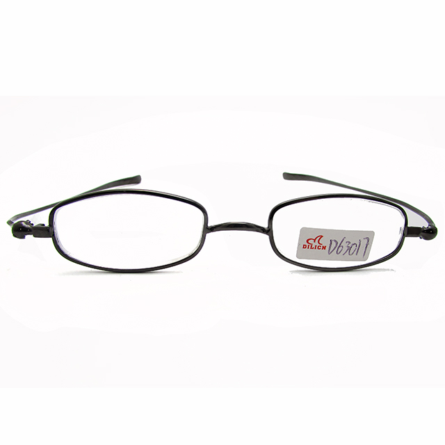 Rotatable reading glasses