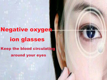 What is negative oxygen ion glasses?