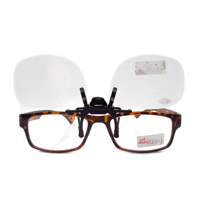 Men clip on reading glasses 2020 women square readers with clips unisex