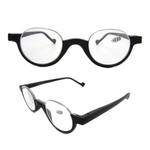 Women half frame reading glasses