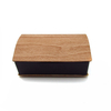 PU glasses case for folding glasses