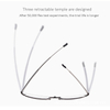 Stainless Reading Glasses Folding For Men For Women Portable