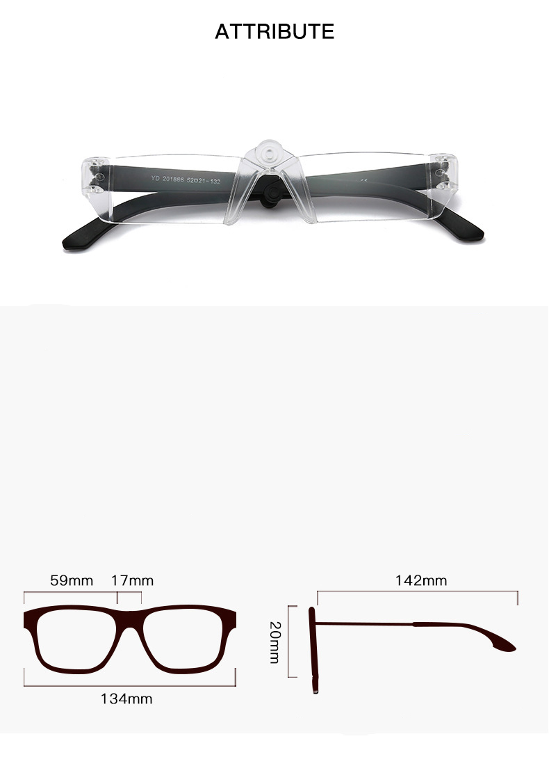 PC Pocket folding small reading glasses wholesale cheap reading glasses online