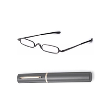 Pen reading glasses