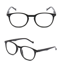 Retro square PC reading glasses