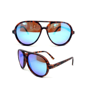Latest Custom Fashion Mens Polarized TPX Aviator Floating Sunglasses Womens