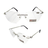 Rimless metal readers for men