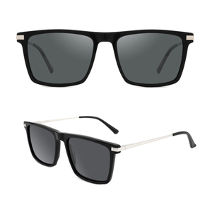 Square Oversized Sunglasses Vintage Men Women Shades Square Sun Glasses