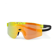 New Oversized Sports Sun Glasses Windproof TAC Polarized Sport Bike Cycling Sunglasses For Men/Woman Pit and Viper Sunglasses