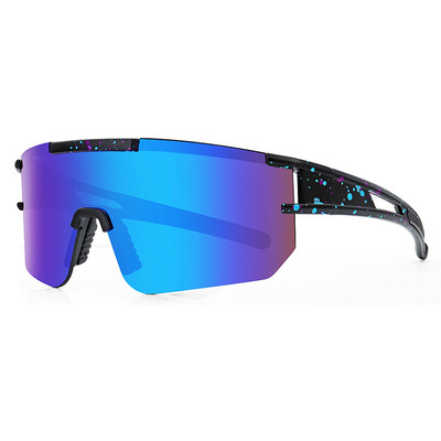 New Pit-Viper Sun Glasses UV400 Oversized Windproof Sport Bike Cycling Sunglasses For Men/Woman